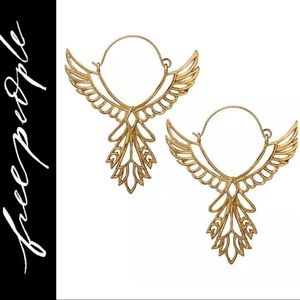 🔆3/$30 New Free People Thunderbird Earrings